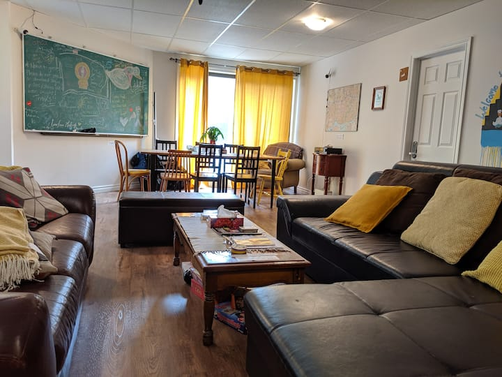 Shared Room in Cozy, New Co-Living Space (4)