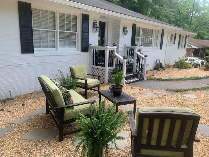 Private Bed/Ba|Free Parking|Room 1 of 2