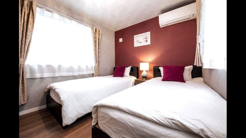 個室利用、3階部屋B Private Room 개인실, 3층 B실