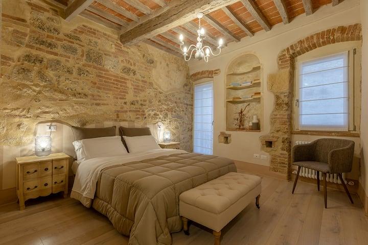 Le Tre Chiavi - Apartament in Sarteano