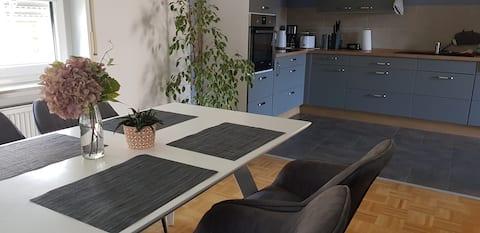 New apartment, located perfectly (Limburg city)