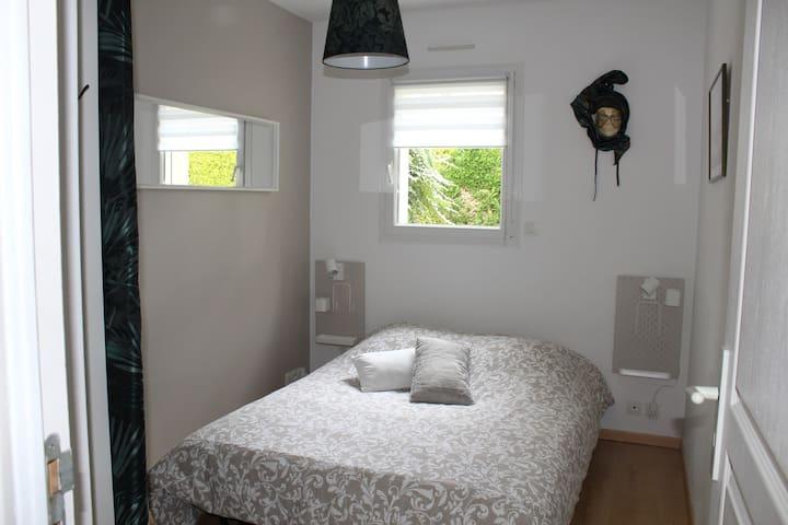 3ème chambre  ( lit canape 2 personnes)