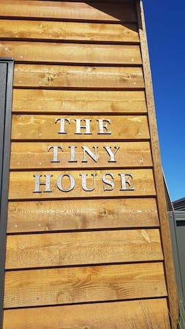 The Tiny House.