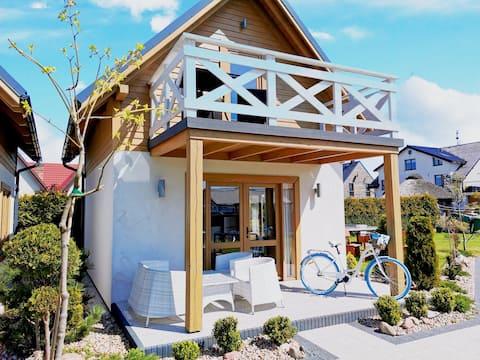 Nowy domek ,,Tropikalny Raj'' LA CUBITA Łeba