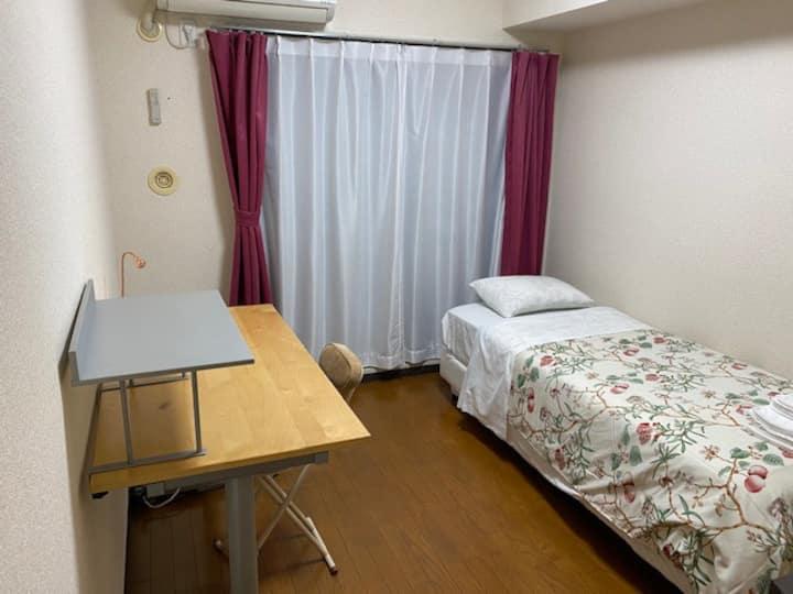 Licensed Tokyo Rental - Twin Sakurashinmachi