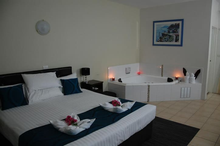 Exectutive  King Spa Room