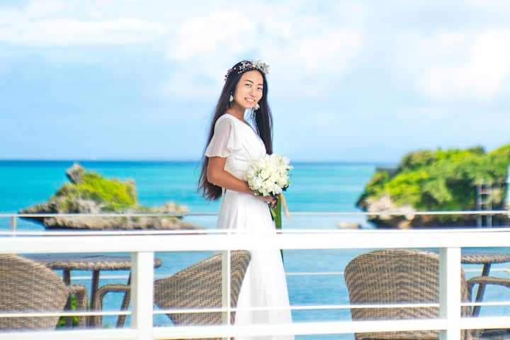 Okinawa Trip with WEDDING?! Limited Special Plan!