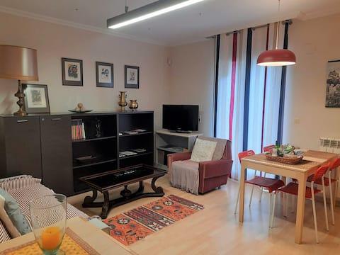 Apartamento en el centro de Huesca