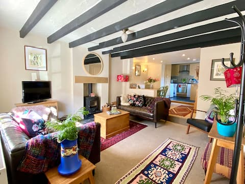 Cosy cottage in heart of North Yorks national park