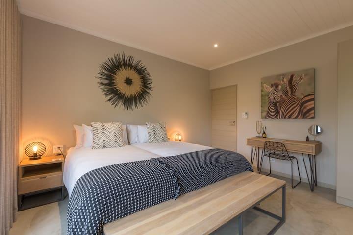 Bedroom 3: Mangwa Room