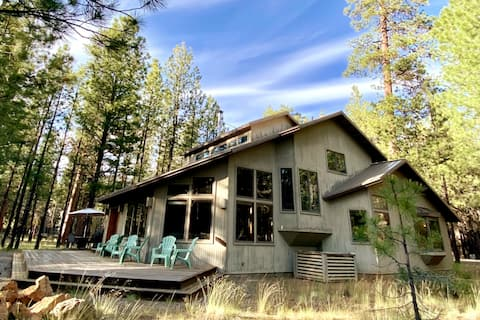 Black Butte Ranch Family Friendly Home Sleeps 14