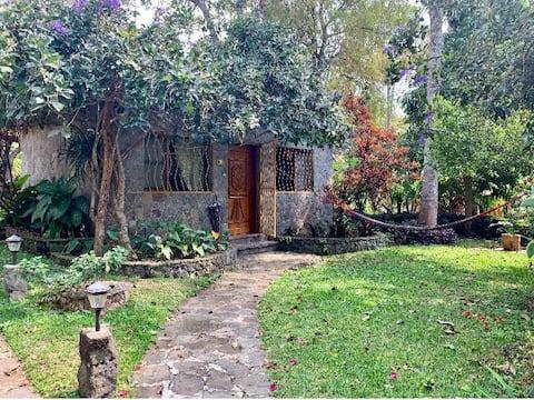 Private Cottage-Posada Santiago w.Kitchen 1-3 pers