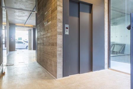 Bezbariérový přístup ke vstupním dveřím