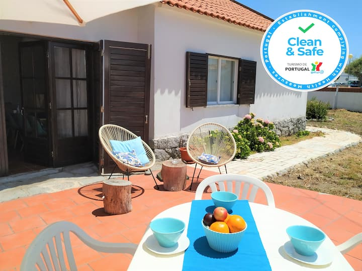 Villa Mariana-JOY, Garden, 4 mints to beach,FAMILY