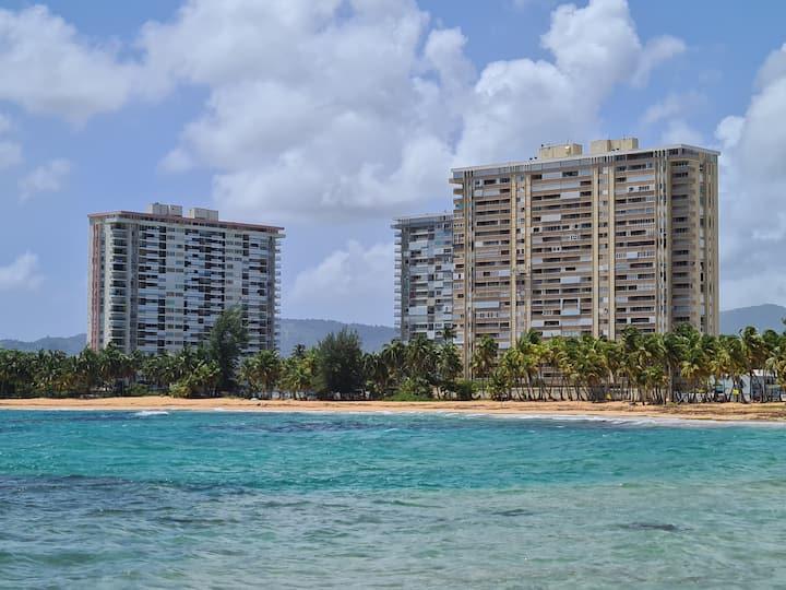 Amazing! Playa Azul Apt Luquillo Beach Puerto Rico
