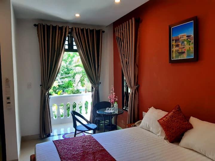 Spring Garden Villa Hoi An with Pool - Double room