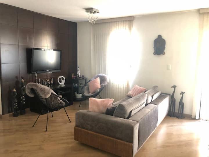 Apartamento aconchegante no Bairro Panamby