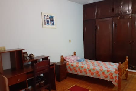 Suite Individual ou Dupla - J Santo André-LIMEIRA