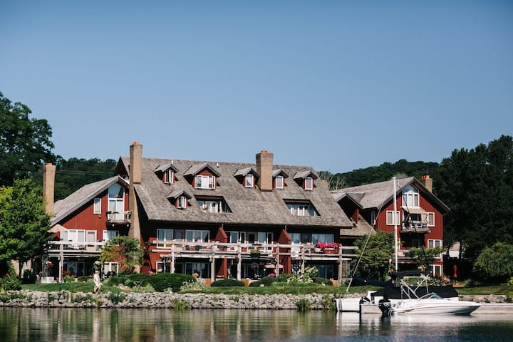 Suttons Bay Waterfront Condominium
