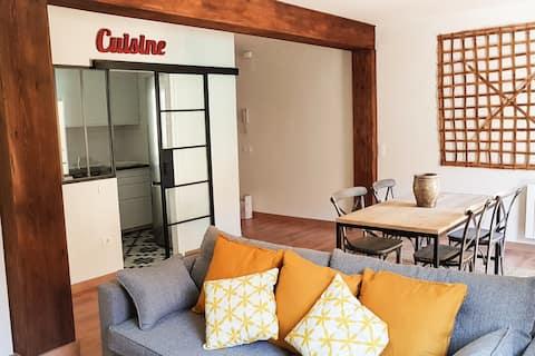 Apartamento con encanto muy próximo al Palacio