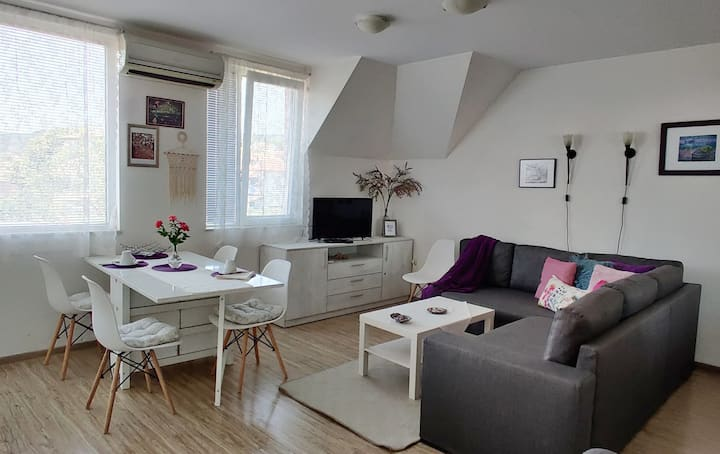 Chic Varna apartment - perfect for relaxing