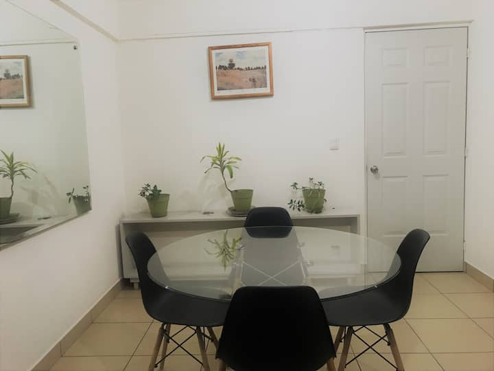 Apartment near to Downtown Mexico City!