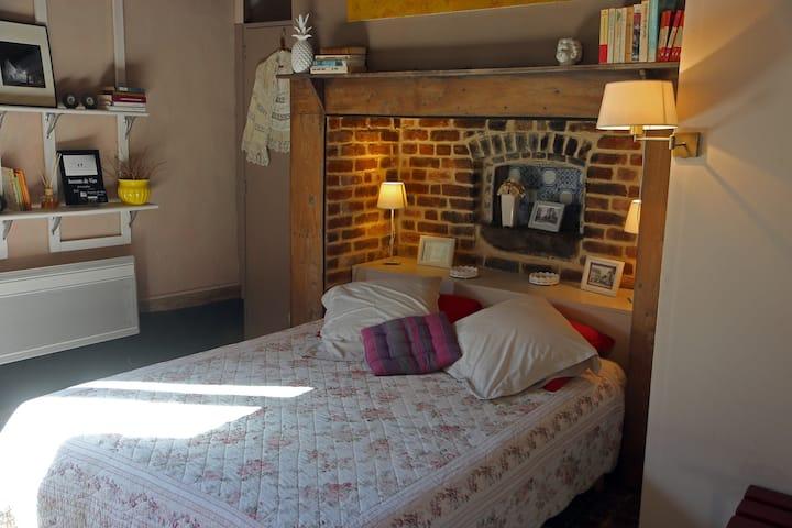 Votre chambre à la campagne