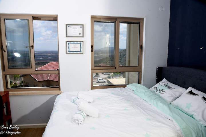 Bedroom # 1 (2nd floor)