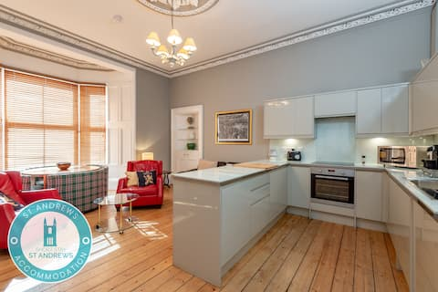 Central St Andrews Apartment nr The Old Course