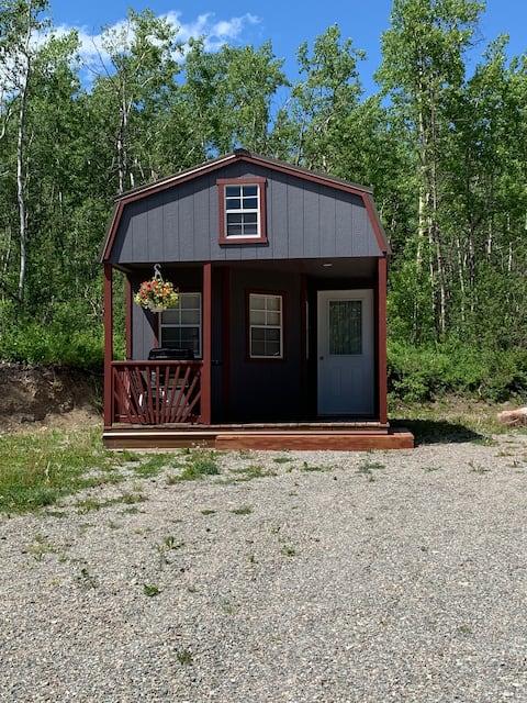 Boulder Creek Cabin (Grey Wolf)