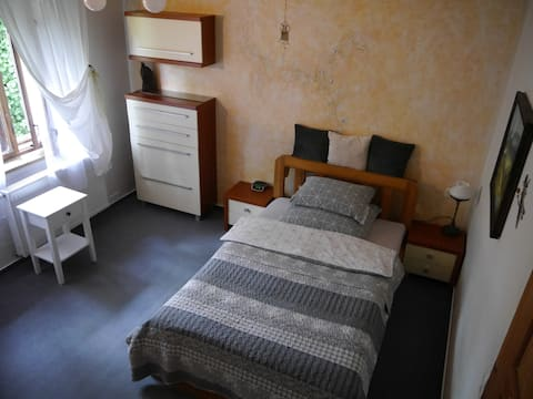 Cozy room in Wrocław