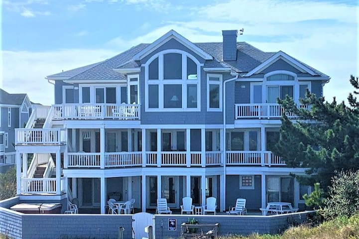 Beautiful Oceanfront home! Reserve for 2021!!