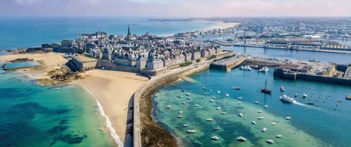 Le Triskell - T2 bis - Saint-Malo / Saint-Servan