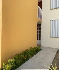 Sidewalk to front door