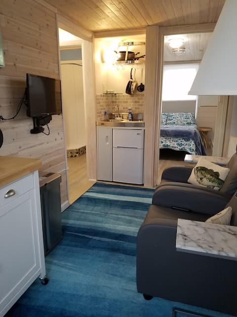 Boat House/Fish Room-Seneca Canal,Watkins Glen