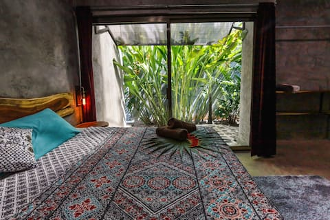 Relax in private house near Bacalar lagoon