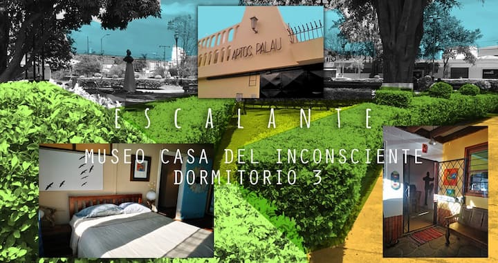 Casa Museo del Inconsciente Escalante 3
