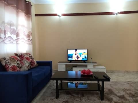 Entebbe Cozy Apartment with WiFi, free Parking