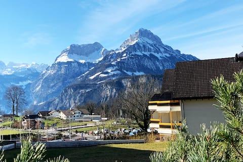 Privat-Studio mit Badzugang bei Swiss Holiday Park