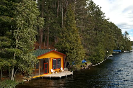 Modern Cabin in Superior National Forest