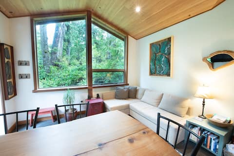 Casita Tofino: Cabin near beaches