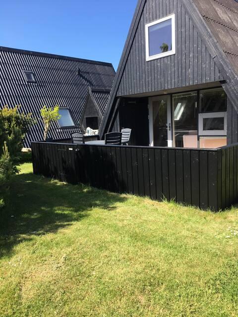 Lækkert golfhus i Himmerland HGSR med plads til 4