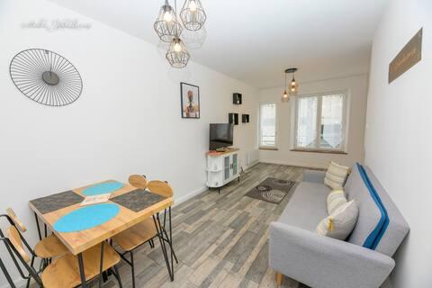 Lumineux et spacieux appartement