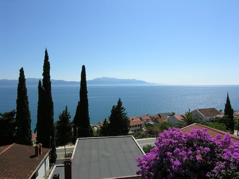 Croatia sea view