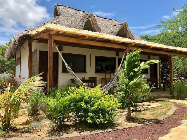 TwoTen° Twin House   Room 1   Popoyo - Nicaragua