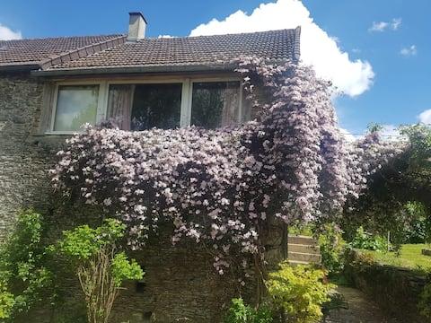 Chambre familiale en Suisse Normande / Clécy