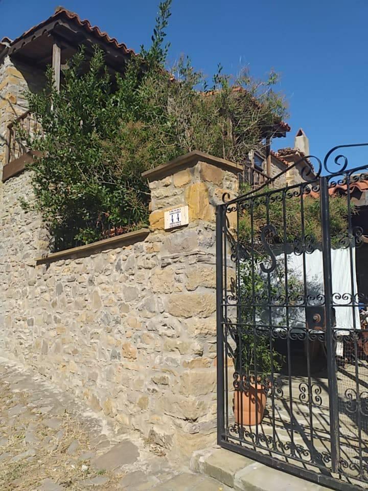 Gökçeada'nın en nezih köyünde tarihi bir köy evi