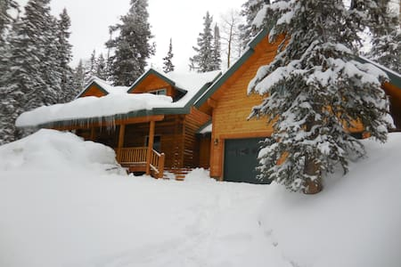 ELKPINE Cabin @ Eagle Point * FAMILY SKI LODGE!*