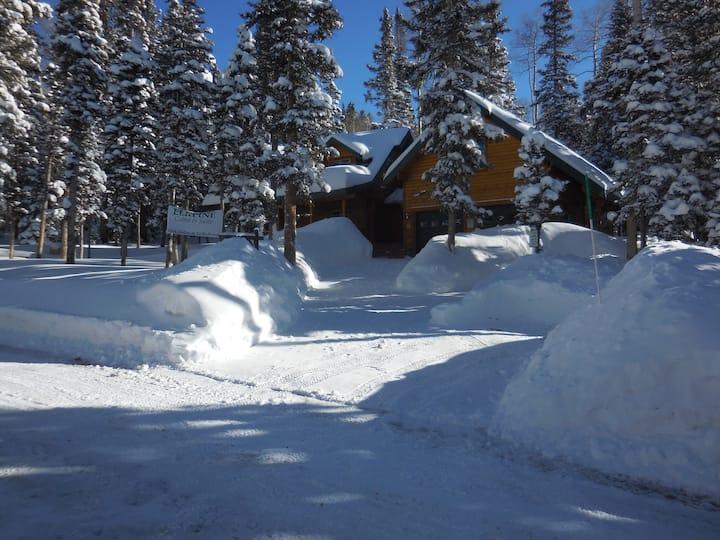 ELKPINE Cabin @ Eagle Point, *FAMILY LODGE!*