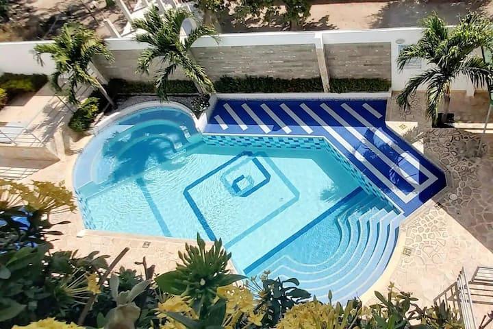 Apartamento con Terraza en Santa Marta!